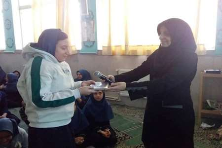 برگزاری-کلاسهای-آموزشی-بهداشت-بلوغ-مرکز-بهداشت-جنوب-تهران-در-دبیرستانهای-دوره-اول-دخترانه