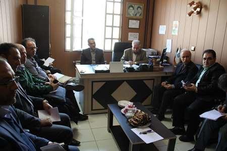 برگزاری-جلسه-مرکز-بهداشت-جنوب-تهران-با-مدیران-پایانه-مسافربری-جنوب،-خطوط-ریلی-راهآهن-و-مترو
