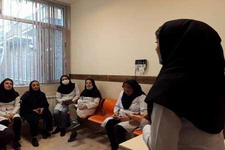 برگزاری-جلسه-مدیریت-استرس-در-بحران-کرونا-ویروس-در-مرکز-خدمات-جامع-سلامت-اکبرآباد