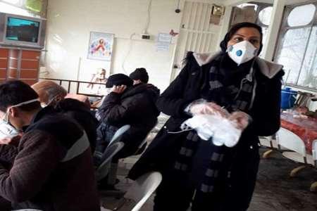 توزیع-اقلام-بهداشتی-برای-پیشگیری-از-کرونا-ویروس-در-مراکز-کاهش-آسیب-تحت-پوشش-مرکز-بهداشت-جنوب-تهران