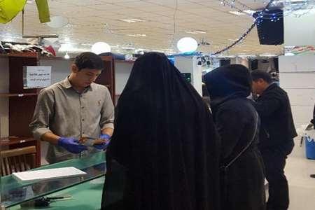 توزیع-ارزاق-به-کودکان-دارای-سوء-تغذیه-در-مرکز-بهداشت-جنوب-تهران