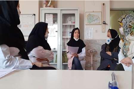 برگزاری-کلاس-آموزشی-شیوههای-مدیریت-استرس-در-مقابله-با-کرونا-ویروس-در-مرکز-بهداشت-جنوب-تهران