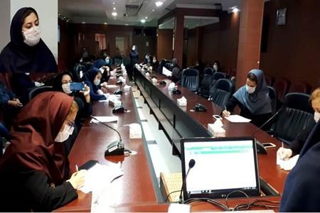 بسیج-نیروهای-انسانی-مرکز-بهداشت-جنوب-تهران-و-استفاده-حداکثری-از-ظرفیتهای-این-مرکز-برای-غربالگری-و-پیگیری-کووید-19