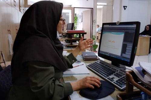 برگزاری-کلاس-آموزشی-نحوه-ارائه-خدمات-بهداشتی-برای-پیشگیری-از-کرونا-در-مرکز-بهداشت-جنوب-تهران