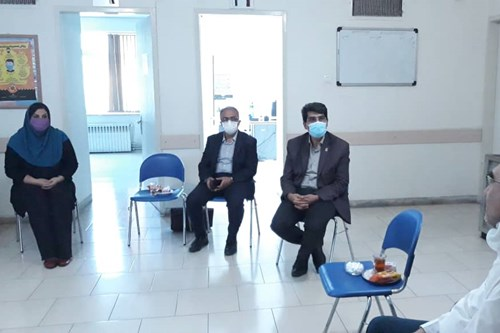 واحد-سلامت-روانی-اجتماعی-و-اعتیاد-مرکز-بهداشت-جنوب-تهران-جلسهای-را-برای-کاهش-خطر-ابتلا-به-بیماری-کووید-19-در-محرم-صفر-را-در-راستای-ارتقای-سلامت-روانی-و-اجتماعی-برگزار-کرد