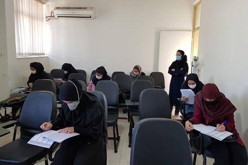برگزاری-آزمون-دوره-پانزدهم-مراقبان-سلامت-در-مرکز-بهداشت-جنوب-تهران