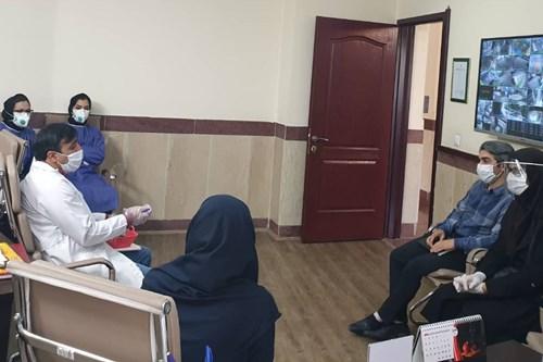 پایش-کارشناسان-مسئول-مرکز-بهداشت-جنوب-تهران-از-شیرخوارگاه-حضرت-رقیه-س-برای-پیشگیری-از-کرونا