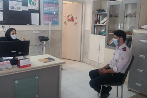 برگزاری-کلاس-آموزشی-مرکز-بهداشت-جنوب-تهران-در-هفته-بینالمللی-سلامت-مردان-و-کووید-19