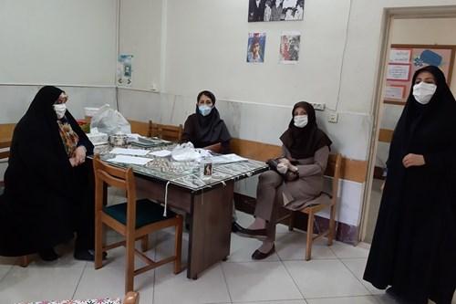 بازدید-کارشناسان-مرکز-بهداشت-جنوب-تهران-از-مدارس-تحت-پوشش