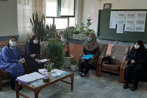 برگزاری-جلسه-آموزش-سنجش-نوآموزان-بدو-ورود-به-دبستان-در-مرکز-بهداشت-جنوب-تهران