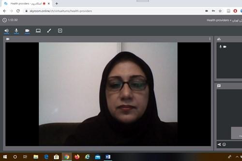 برگزاری-جلسه-آموزشی-مراقبت-و-هدایت-مادران-و-نوزادان-مرکز-بهداشت-جنوب-تهران-در-دوران-شیوع-بیماری-کووید-19