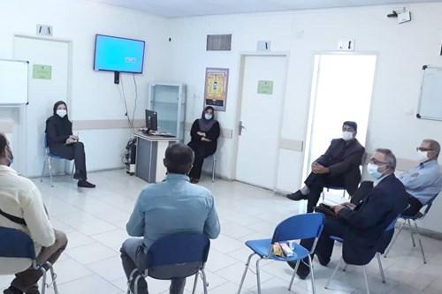 جلسه-کمیته-تخصصی-توسعه-و-تحقیق-برنامه-های-سراج-و-سامان-در-مرکز-بهداشت-جنوب-تهران-برگزار-شد