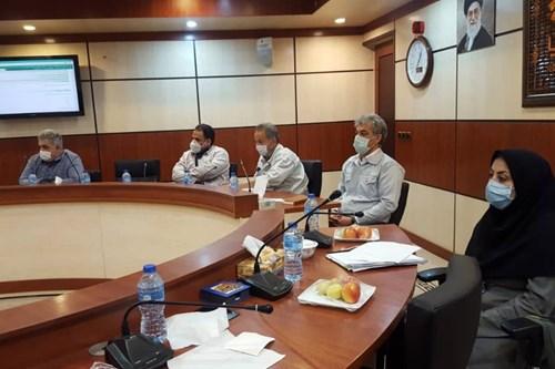 برگزاری-جلسه-اجرای-برنامه-هر-خانه-یک-پایگاه-سلامت-در-شرکت-خودروسازی-سایپا