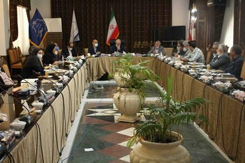 نخستین-جلسه-کارگروه-آرد-و-نان-شهرستان-تهران-با-حضور-رئیس-مرکز-بهداشت-جنوب-تهران-برگزار-شد