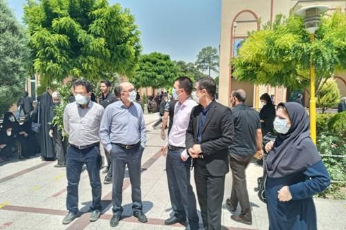 بازدید-و-نظارت-کارشناسان-مسئول-مرکز-بهداشت-جنوب-تهران-از-نحوه-اجرای-برنامه-گندزدایی-در-آرامستان-بهشتزهرا