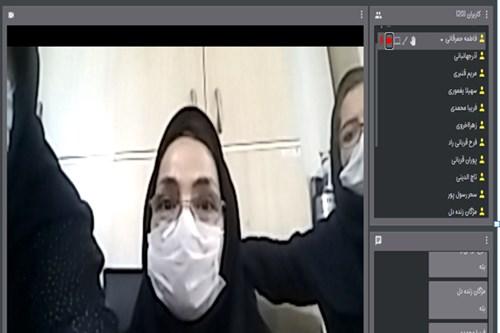 برگزاری-کلاس-آموزشی-بررسی-دستور-العمل-کشوری-ارائه-خدمات-مراقبت-باروری-در-مرکز-بهداشت-جنوب-تهران