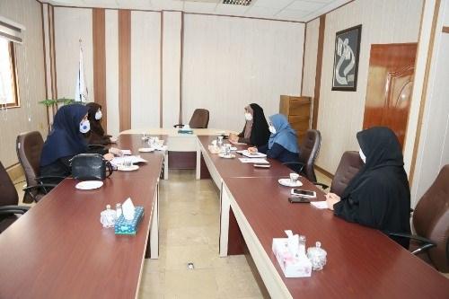برگزاری-جلسه-کمیته-حضوری-مرکز-بهداشت-جنوب-تهران-برای-پیشگیری-از-کرونا-در-دانشکده-فنی-دکتر-شریعتی
