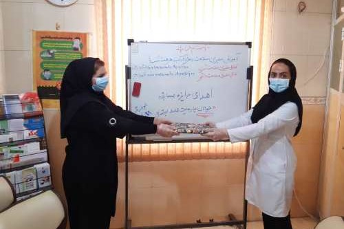 مسابقه-مجازی-پیشگیری-از-کرونا-مرکز-بهداشت-جنوب-تهران-برگزار-شد