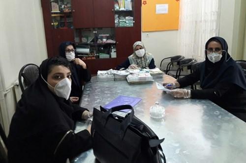 بازدید-کارشناسان-مرکز-بهداشت-جنوب-تهران-از-مدارس-تحت-پوشش-باهدف-پیشگیری-از-کرونا