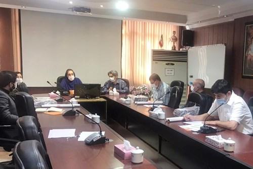 برگزاری-جلسه-هماهنگی-مرکز-بهداشت-جنوب-تهران-با-مدیران-درمانگاههای-خصوصی-برای-مبارزه-باکرونا