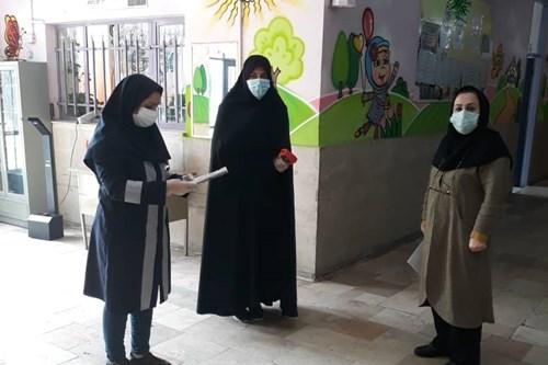 برگزاری-کلاس-آموزشی-اجرای-رعایت-شیوهنامههای-بهداشتی-مرکز-بهداشت-جنوب-تهران-در-مدارس-مروج-سلامت