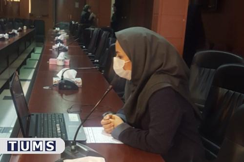 برگزاری-جلسه-آموزشی-نقش-تغذیه-در-پیشگیری-از-کرونا-در-مرکز-بهداشت-جنوب-تهران